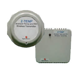 ambient temperature wireless transmitter