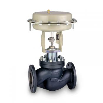 VL10 and VD10 Cast Iron Control Valves