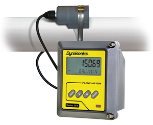 Doppler Ultrasonic Flow Meter