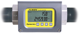 Fusion - Hybrid (Doppler & Transit Time) Ultrasonic Flow meter