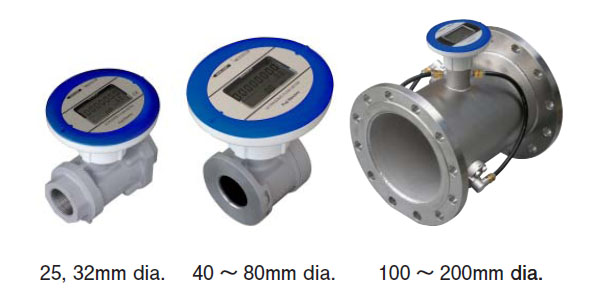 Fuji FWD Ultrasonic Flow meter for Air