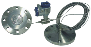 remote seal presure transmitter
