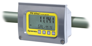 Ultrasonic Transit Time Flow meter