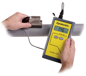 Hand Held Doppler Flow Meter