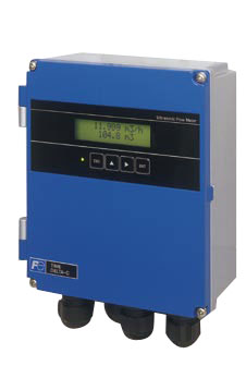 time_delta_c_ultrasonic_flowmeter